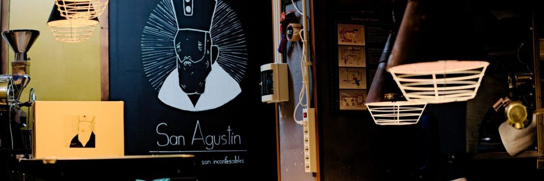 ¿Y si Agustín de Hipona tostara café?