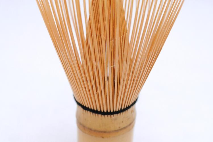 Batidor de bambú para matcha