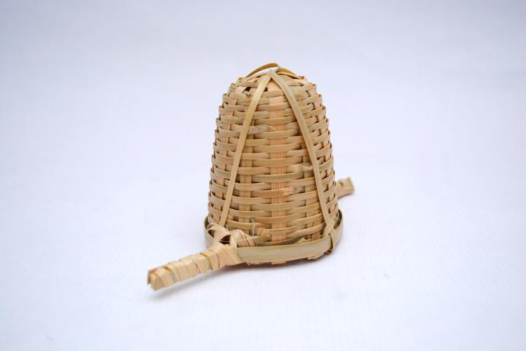 Filtro reutilizable de bambú