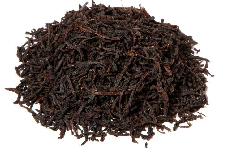 Té negro Ceylon OP Nuwara Eliya