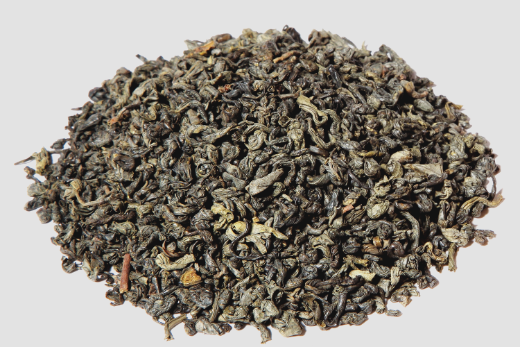 Té verde China Gunpowder Gr. 1 Bio
