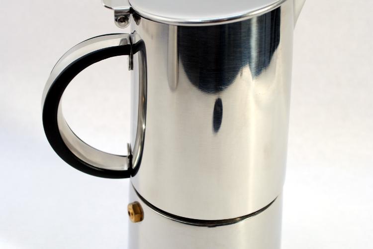 Cafetera Inox Lacor