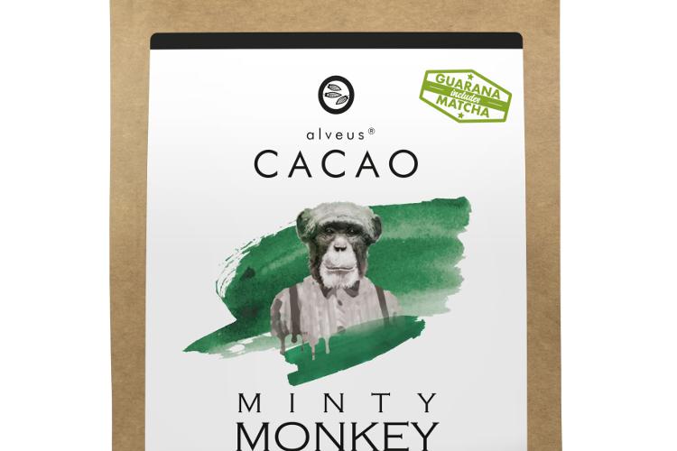Cacao 'Minty Monkey' Bio
