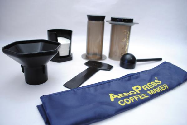 AeroPress bolsa zip