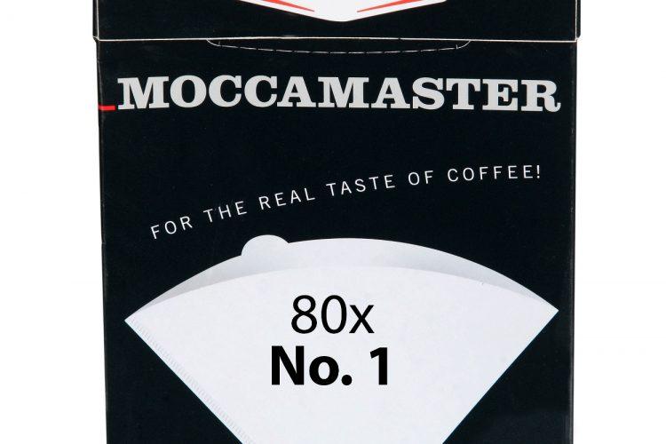 Filtros de café nº1 Moccamaster